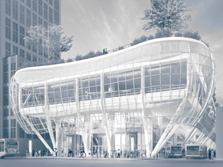 Transbay Transit Center, Adamson Associates